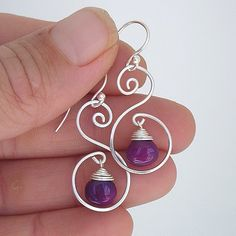 Fine Jewelry Wire Earring workshop